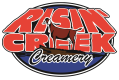 Risin Creek Creamery Logo